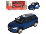 Машинка коллекционная Welly Mazda CX-5