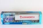 Трейлер металлический 1:32 KENWORTH W900