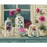 Картины по номерам - Цветочное разнообразие