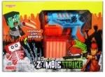 Игровой набор ZOMBIE STRIKE с поролоновыми снарядами