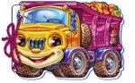 М'які машинки. Вантажівка (у)
