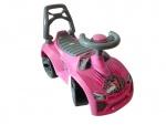 Машинка для катания ЛАМБО розовый
