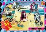 """Пазлы из серии """"Monster High"""" (Школа Монстров) 35 элементов"""