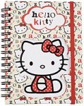 "Тетрадь ""Hello Kitty"", на спирале"