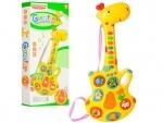 Игрушечная гитара жираф