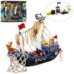 Игровой набор корабль пиратов