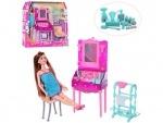 Игровой набор для девочек - Кукла с мебелью