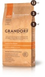 Сухой корм для юниоров Grandorf Sensitive Care Holistic Lamb & Rice Junior (ЯГНЕНОК С РИСОМ) 3кг