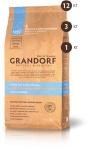 Сухой корм для собак Grandorf White Fish & Rice All Breeds (БЕЛАЯ РЫБА С РИСОМ) 3кг