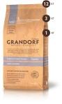 Сухой корм для собак Grandorf Rabbit & Potato All Breeds (КРОЛИК С БАТАТОМ) - 3кг
