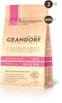Сухой корм для котят Grandorf Lamb & Rice KITTEN (ЯГНЕНОК С РИСОМ) - 400гр