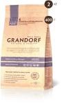 Сухой корм для стерилизованных котов Grandorf Rabbit & Rice ADULT STERILIZED (КРОЛИК С РИСОМ) - 400гр