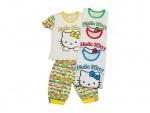 Пижама для девочки р.60 ( рост 86см-98см )