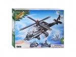 """Конструктор Ban Bao """"Военный вертолет-трансформер"""""""