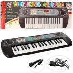 Игрушечный синтезатор 37 клавиш