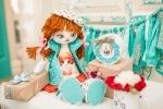 """Набор для шитья текстильной куклы """"Именинница"""""""