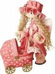 """Набор для шитья текстильной куклы """"Ангелок"""""""