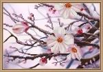"""Набор для вышивания бисером """"Яблоневый цвет"""""""