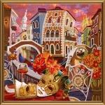 """Набор для вышивания бисером """"Венеция. Зазеркалье"""""""