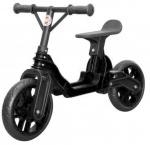 Мотоцикл беговел (байк) детский, черный