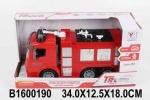Машина детская пожарная инерционная