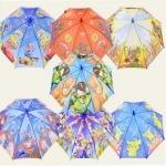 Зонт детский с рисунком, для мальчиков