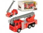 Игрушечная машинка Пожарная, инерционная