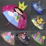 Зонтик детский 60см с ушками