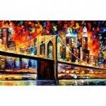Картины по номерам Бруклинский мост (без коробки)