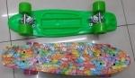 Скейт детский колёса PU