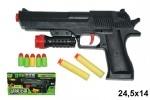 Детский Пистолет с поролоновыми пулями