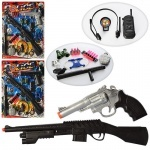 Игровой набор полицейского с ружьем