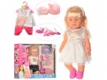 Кукла функциональная с аксессуарами