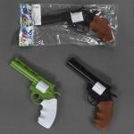 Револьвер детский трещетка