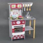 Детская деревянная Кухня European Kitchen