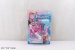 """Парикмахерский детский набор с феном """"Frozen"""""""