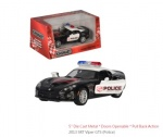 Коллекционная машинка Viper GTS (Police)