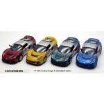 Коллекционная машинка Lotus Exige S