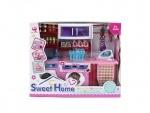 Мебель для кукол прачечная