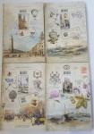 Блокнот А4 Почтовые марки