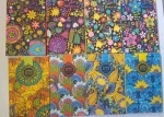 Блокнот В6 Яркие цветы