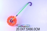 Каталочка-колесо на палочке