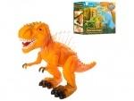 Динозавр со звуком и светом