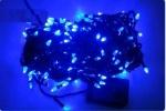 Новогодняя Гирлянда-Конус LED 200 BLUE (BLACK