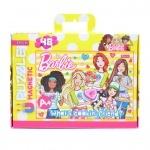 """Пазл магнитный """"Barbie"""""""