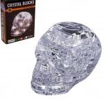 "Пазл 3D-кристалл ""Череп"" со светом"