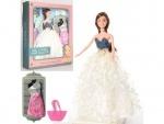 Кукла в бальном платье
