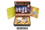 Набор игр Шахматы 3в1