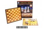 Игровой набор Шахматы 2в1