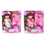 Кукла Angela Baby с набором доктора